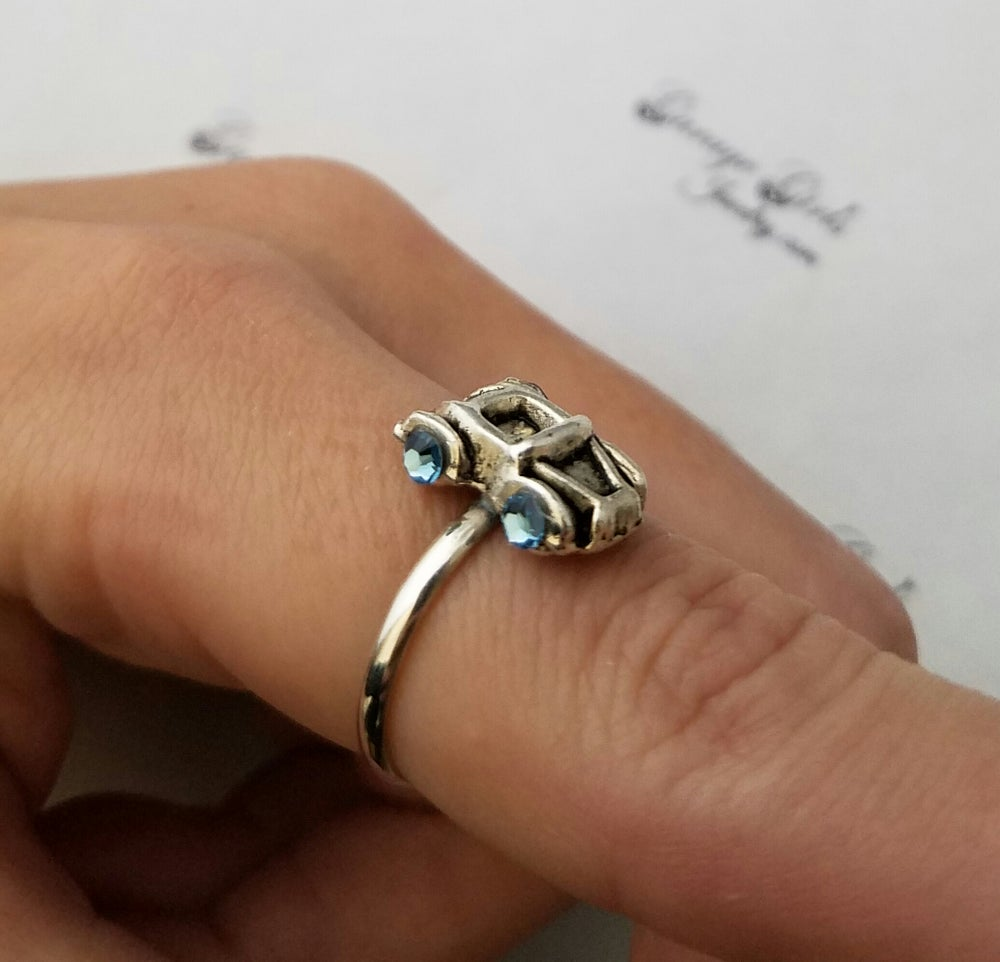Image of Mini Racecar Ring
