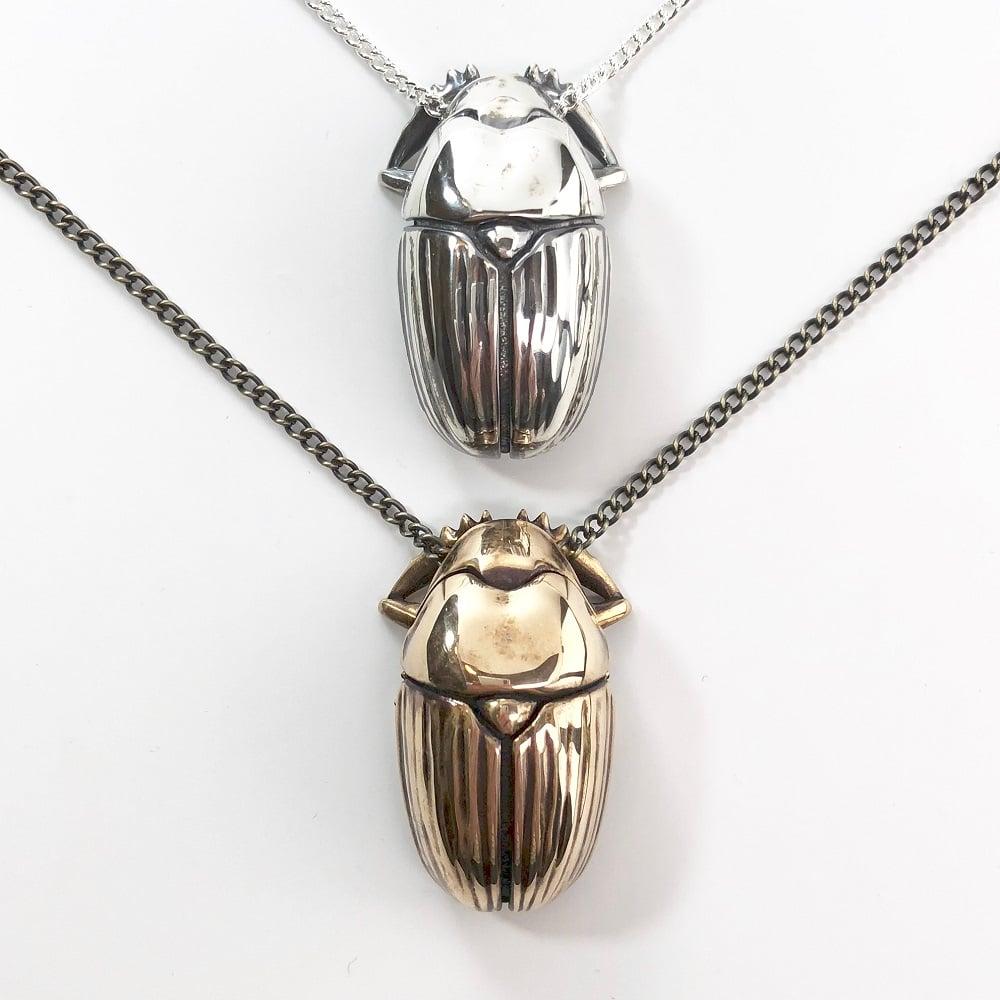 Scarab pendant work of d allan drummond image of scarab pendant image of scarab pendant aloadofball Gallery