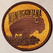 Image of Bison II Patch