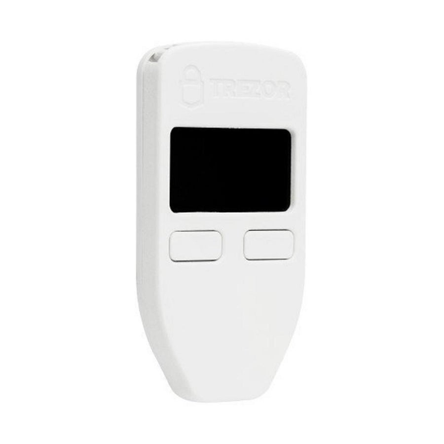 Image of Trezor White