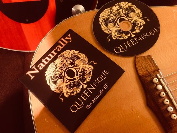 Image of Naturally QueenEsque - The Acoustic EP