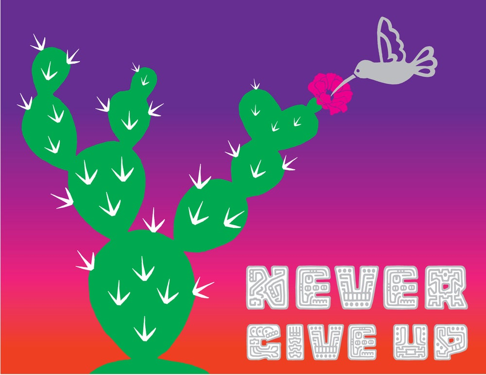 Image of Never Give Up (2017)