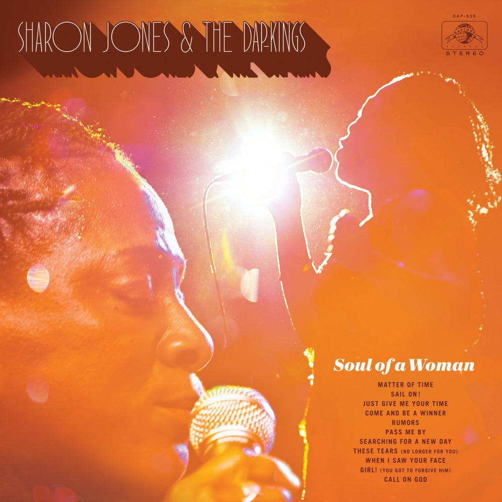 Sharon Jones & The Dap-Kings - Soul Of A Woman (LP)