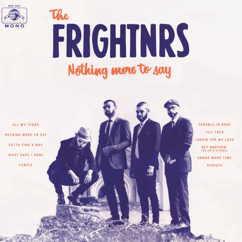 The Frightnrs - Nothing More To Say (LP)