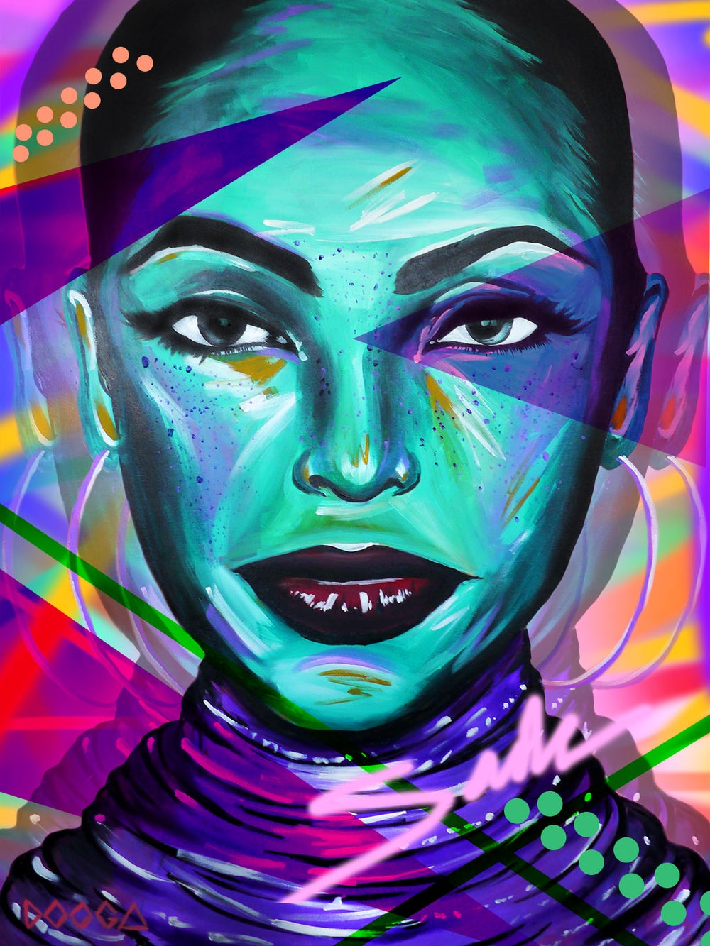 Image of Sade Remix