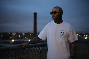 Image of Monotone - white tee