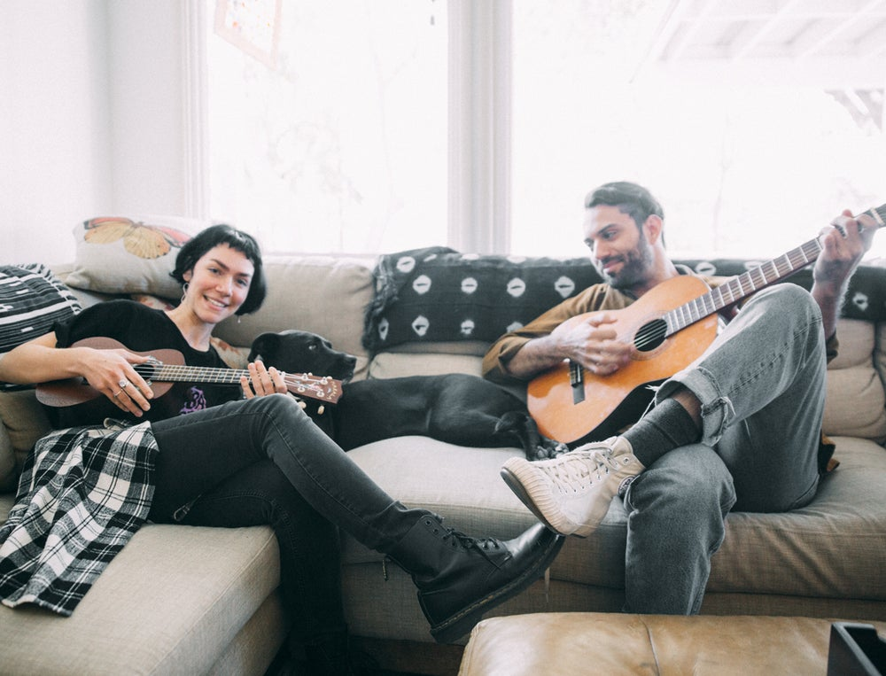 Image of Acoustic show in your living room
