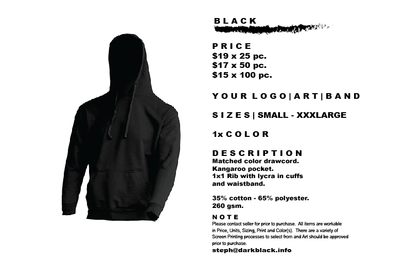 b6eb05499be Image of UNISEX - REGULAR FIT PULLOVER HOODIE