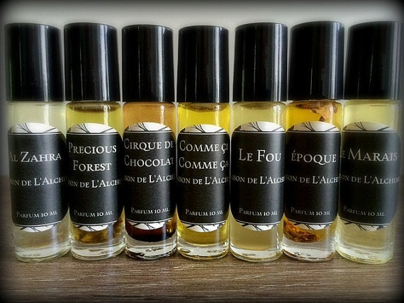 Image of Woods Perfume Oils