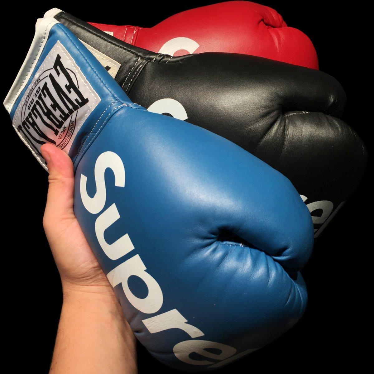 Shiv Naresh Teens Boxing Gloves 12oz: 2008 Everlast Boxing Gloves / BAZAMN
