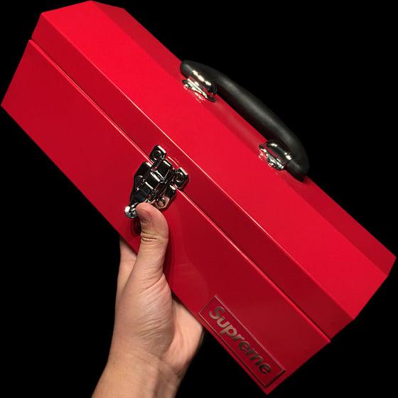Image of 2014 Metal Toolbox