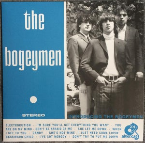 Image of LP. The Bogeymen : Introducing The...   Ltd edition.