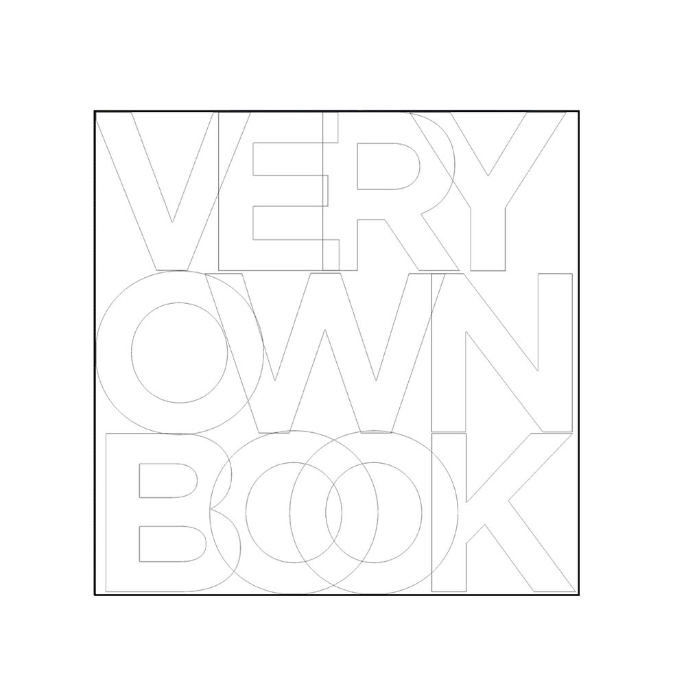 Image of VERY OWN BOOK