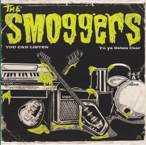 "Image of 7"" The Smoggers : You Can Listen."