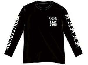 dd4aa0e700be3 Image of Bullet Club Long Sleeve T-Shirt