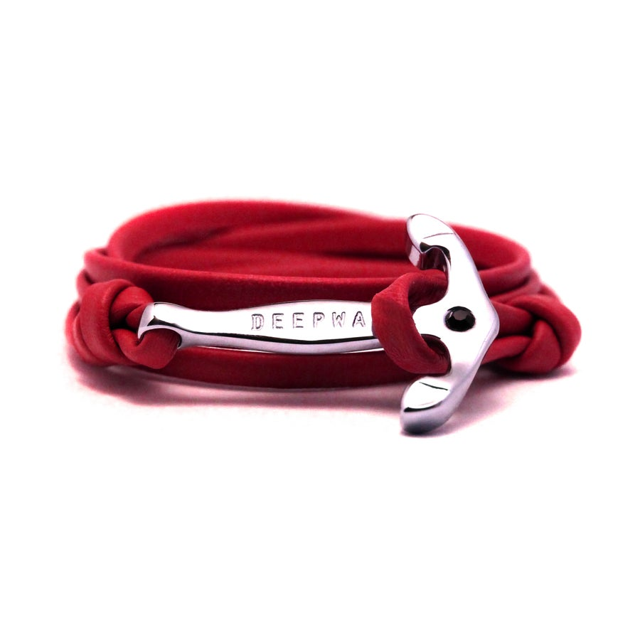 Image of Deepway Rbi Anchor Bracelet