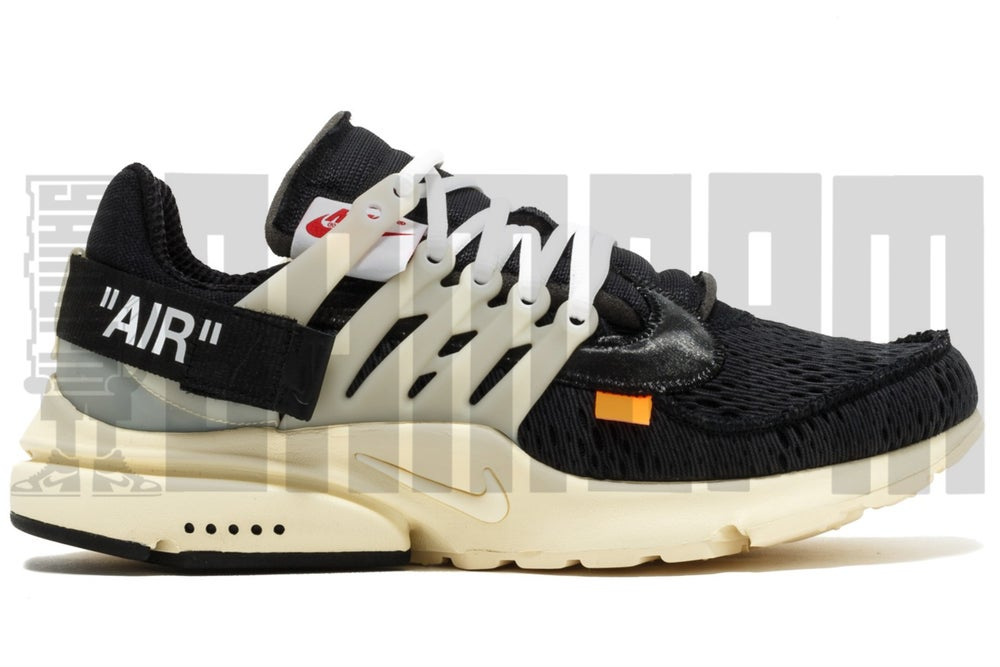 "Image of THE 10 : Nike AIR PRESTO ""OFF-WHITE"""