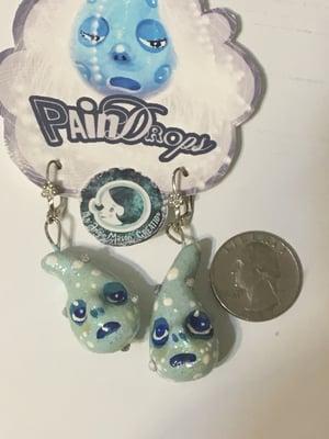 Image of Pain Drop Earrings #3 OF 7