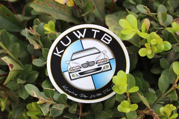 Image of KUWTB Roundel E39 (Front Facing)