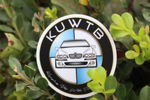 Image of KUWTB Roundel E39 (Front Facing)