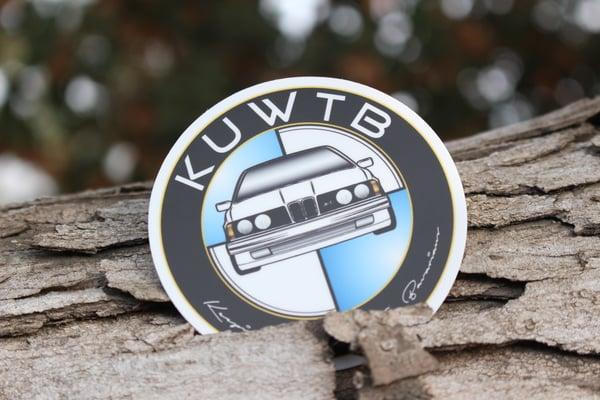 Image of KUWTB Roundel E24