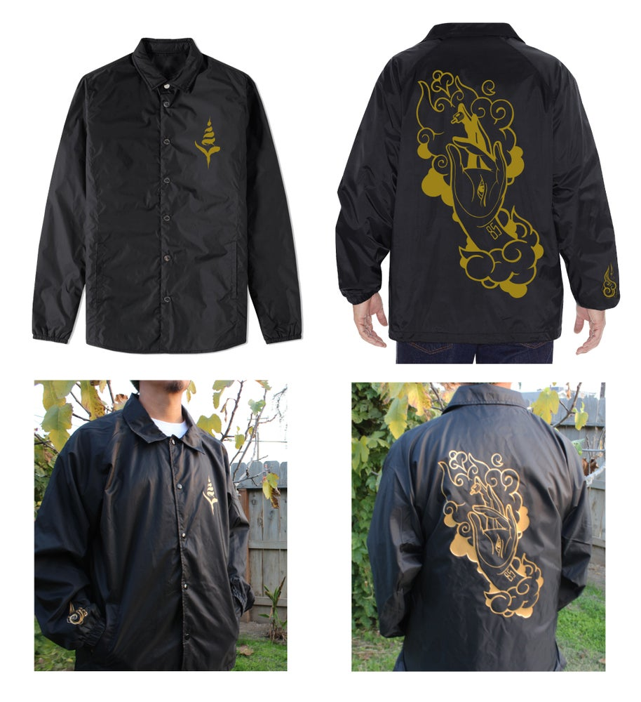 Image of MUDRA 85 coach jacket