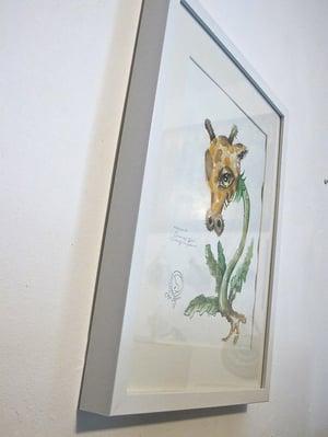 Image of BOTANICUTIES SPECIMEN NO.17 - Original art