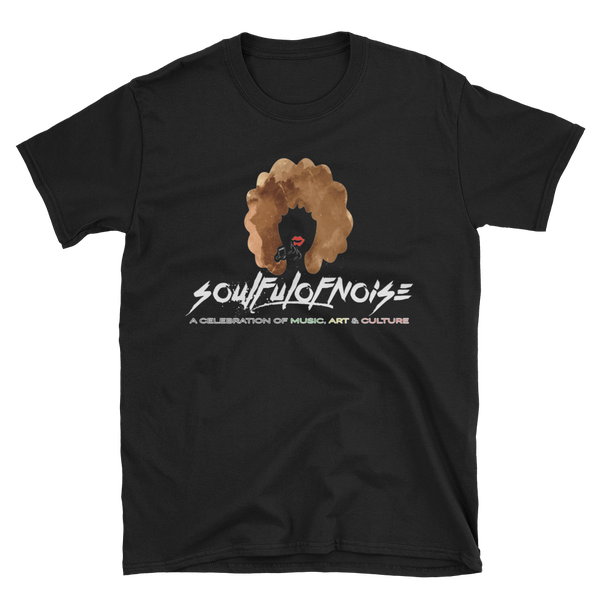 Image of SoulfulofNoise T-Shirt (Black)