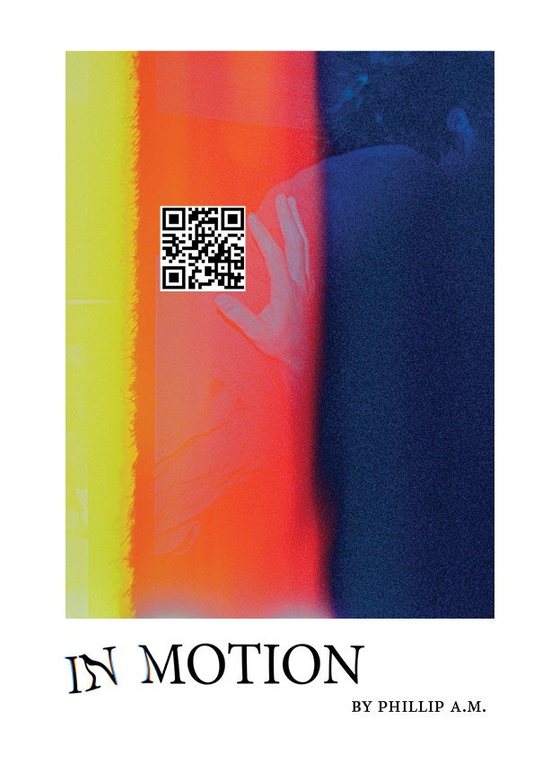 Image of 'IN MOTION' Zine