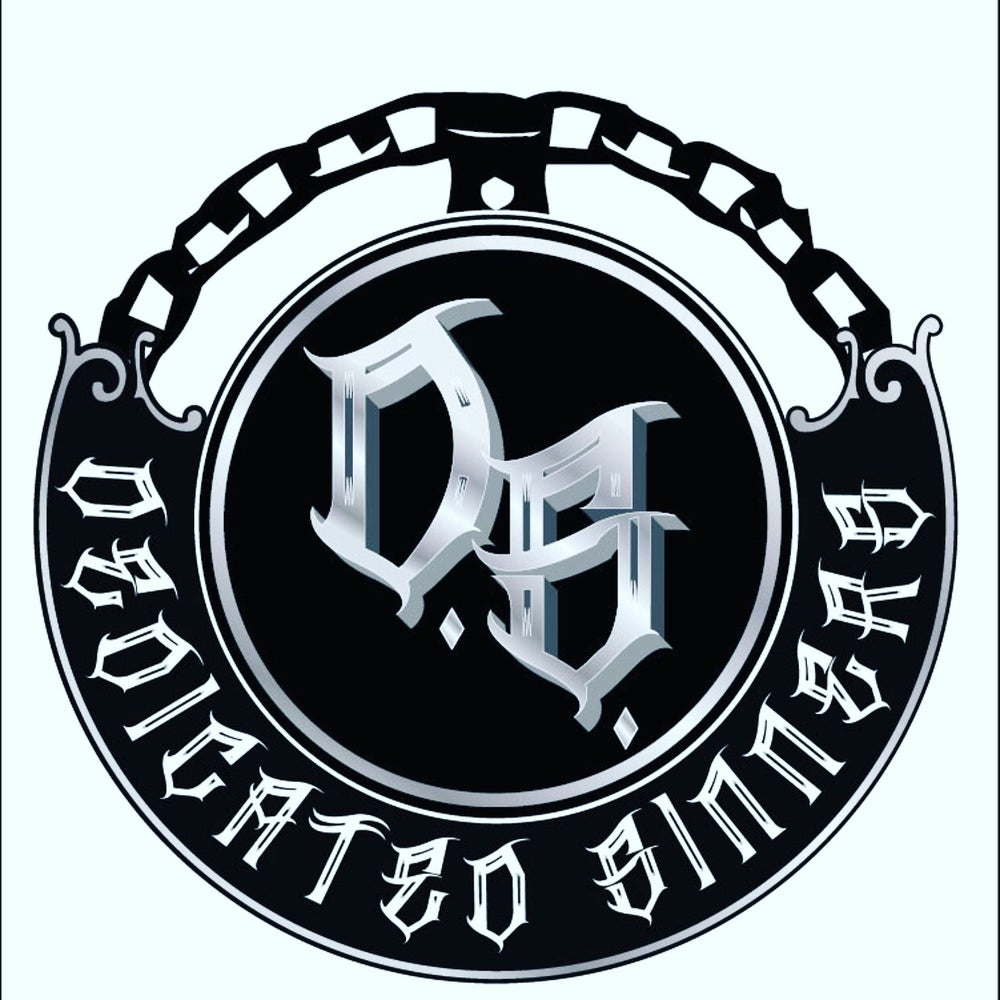 Image of DS logo sticker