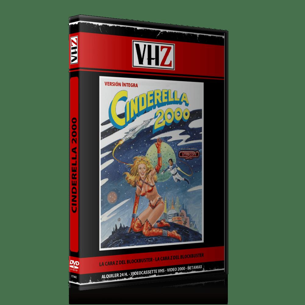 Image of Cinderella 2000 + Odisea Sexual