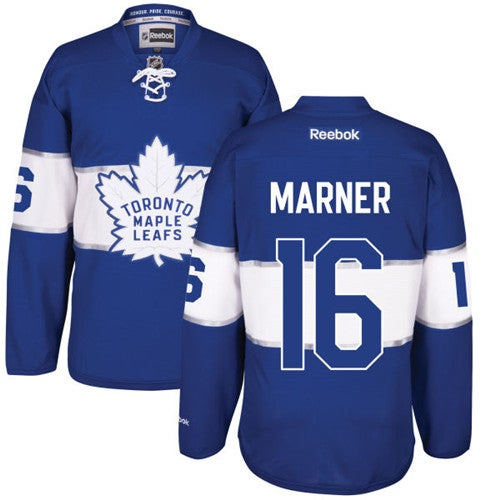 Image of Men Toronto Maple Leafs #16 Mitch Marner Ice Hockey Jersey