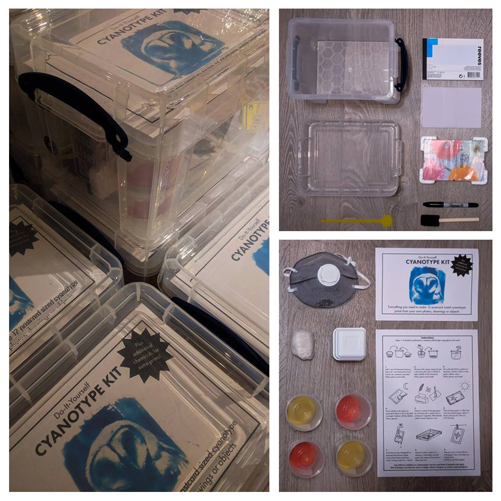 Image of DIY Cyanotype Kit