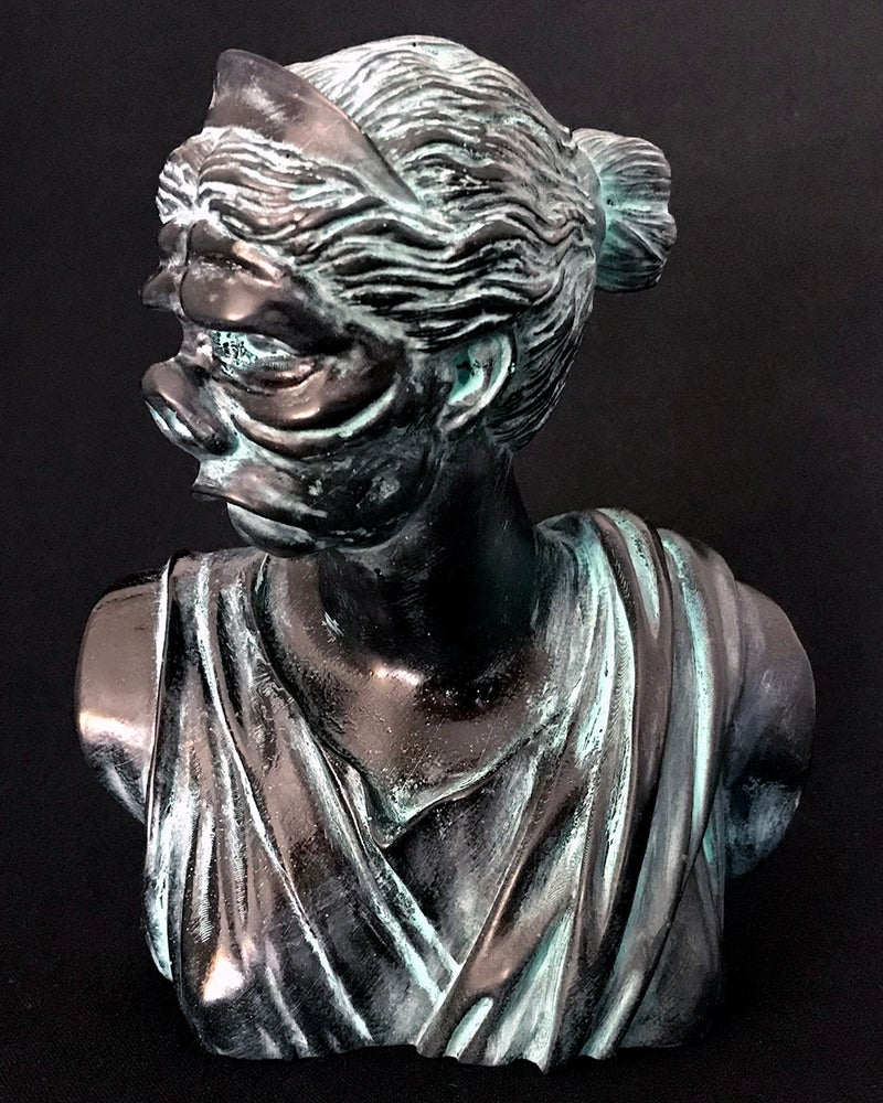 Image of Bust of Venus, Patina Variant