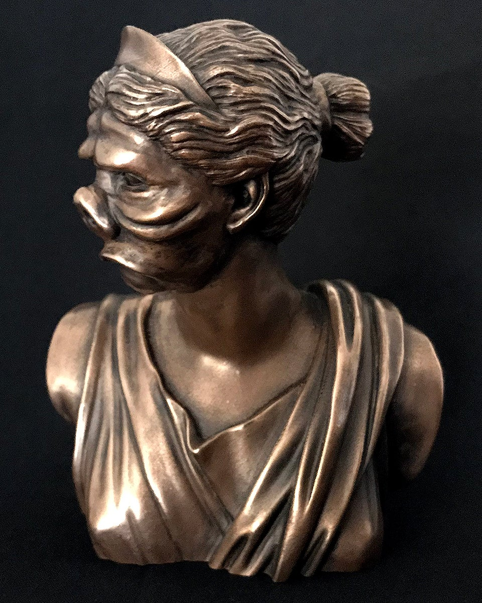 Bust of Venus, Isolation Special!