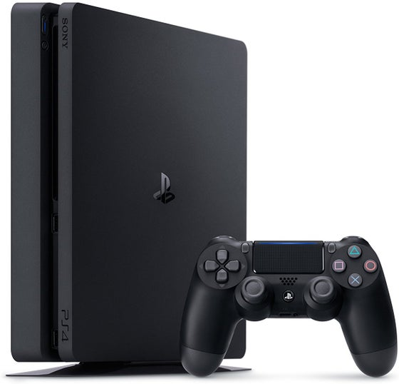 Image of Slim Playstation 4 Gaming Console