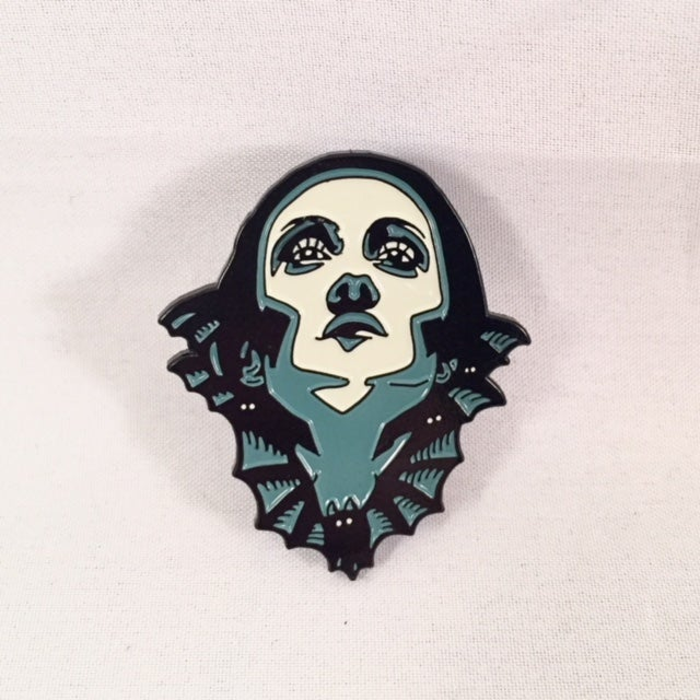 Image of Dracula Daughter Enamel Pin