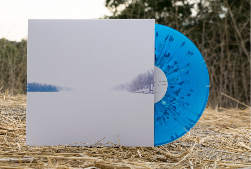 Image of Save Us From The Archon - Thereafter LP [Ocean Blue w/ Splatter]