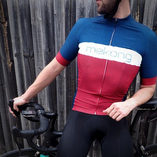 Men's Clásico Short Sleeve Jersey - mekong