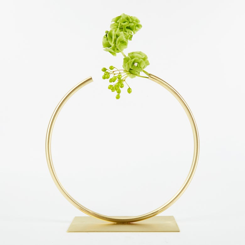 Image of Vase 488 - Almost a Circle Vase