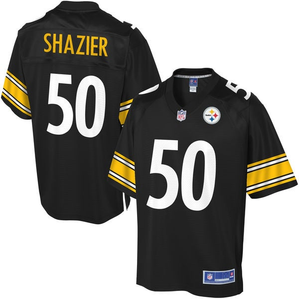 Image of Pro Line Men's Pittsburgh Steelers Ryan Shazier Team Color Jersey