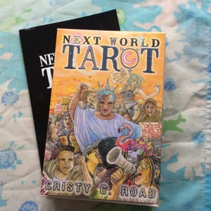 Image of Next World Tarot