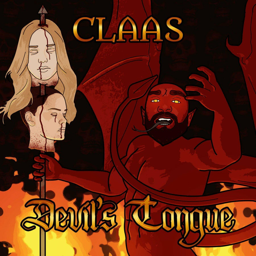 Image of CLAAS - DEVIL'S TONGUE