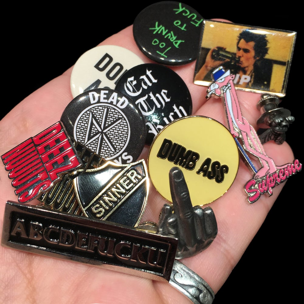 Image of 2014 Pins & Buttons