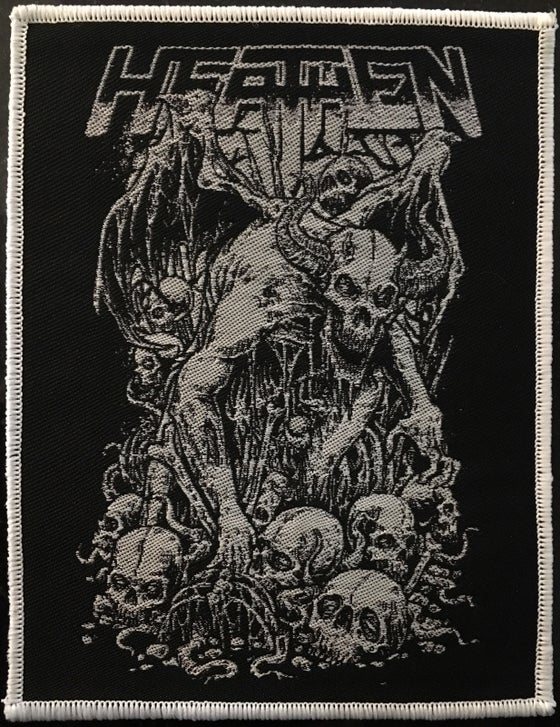 Image of Pray For Death Patch