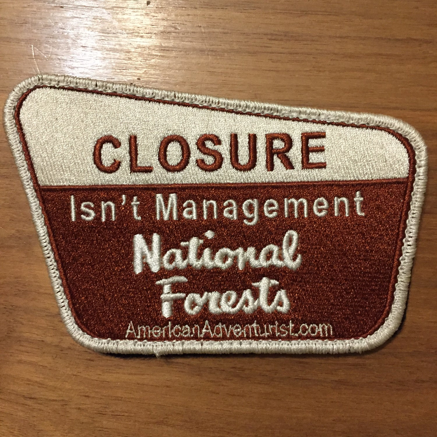 Image of NP Closure Isn't Management Patch