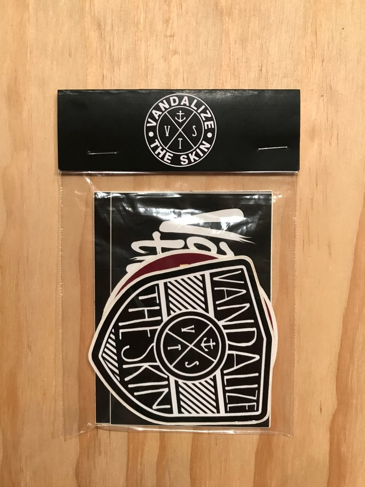 Image of VTS STICKER PACK