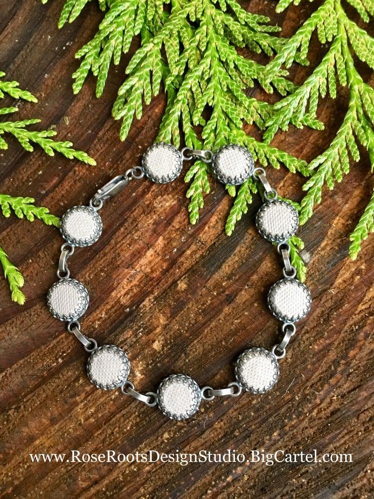 Image of Men's Aromatic Infinity Bracelet