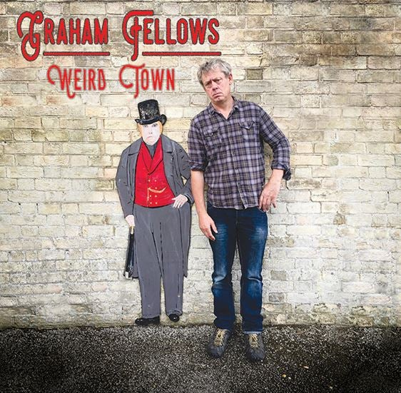 Image of Graham Fellows - Weird Town CD