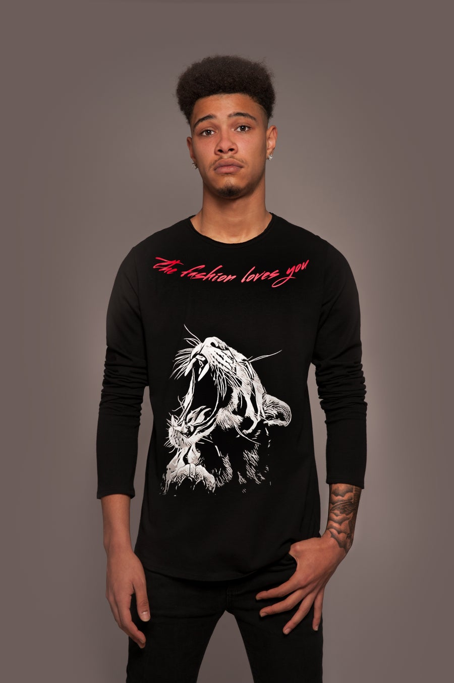 Image of 007/17 - YOU´RE WILD LONGSLEEVE